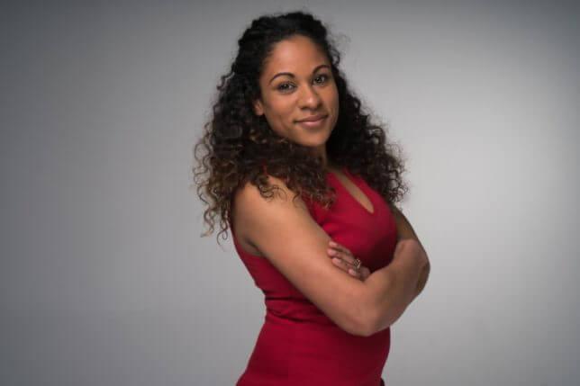 Lorem Ambassador & World Strongest Woman Farah Fonseca. Click to read more about her achievements.